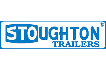 Stoughton Aluminum Grain Trailers