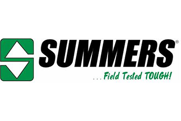 Summers, Suspended Boom Sprayers, Vertical Tillage, Rock Pickers