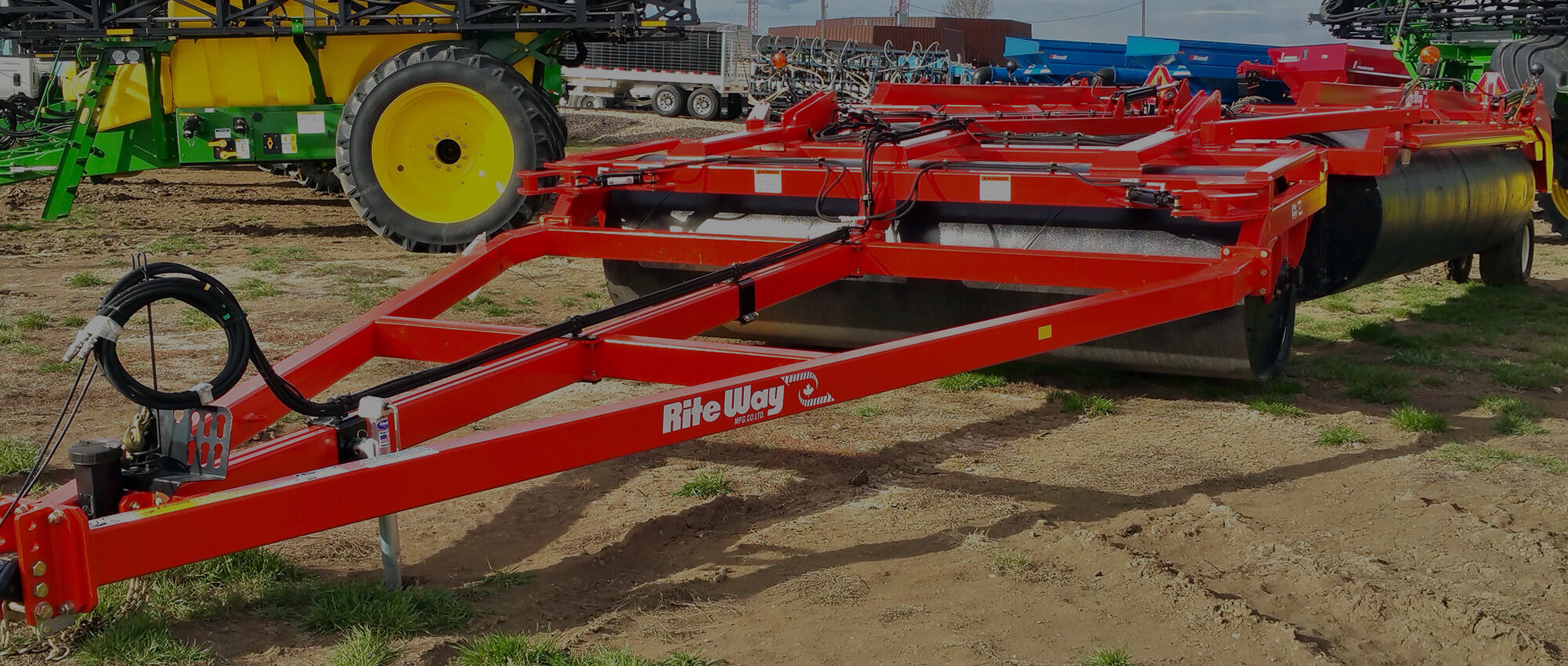 Rite Way Land Rollers Frieling Equipment