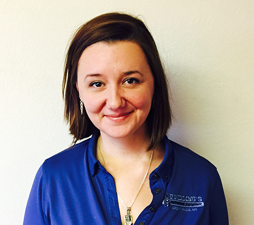 Jenifer Lawson, Frieling Ag Equipment Administrative Assistant