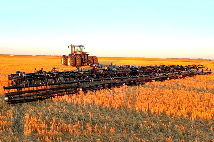 Gates tillage